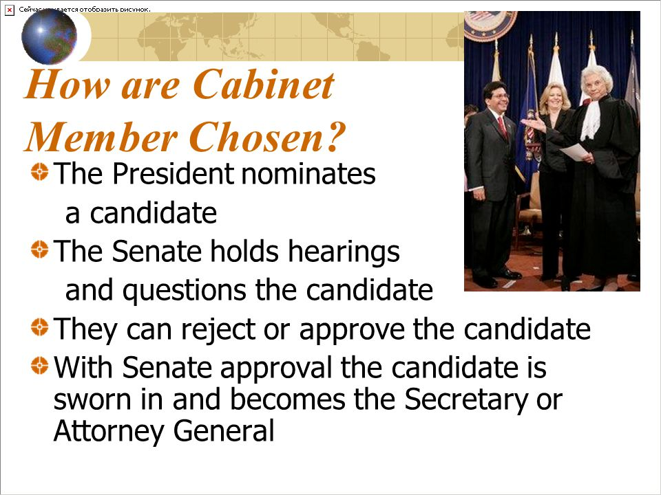 How are Cabinet Member Chosen
