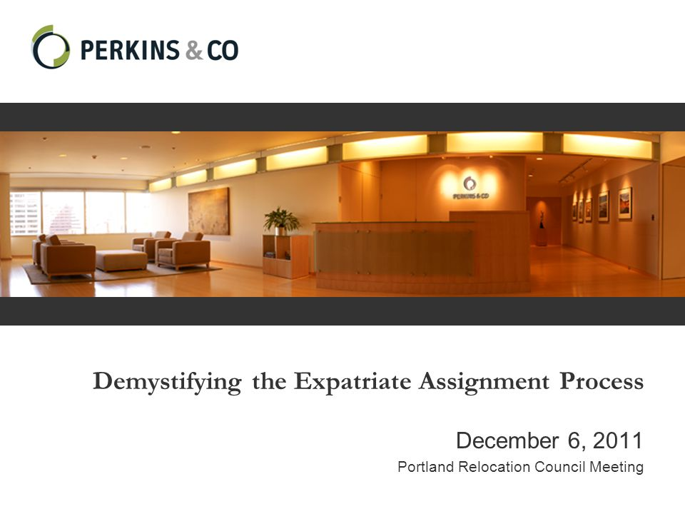 Demystifying the Expatriate Assignment Process