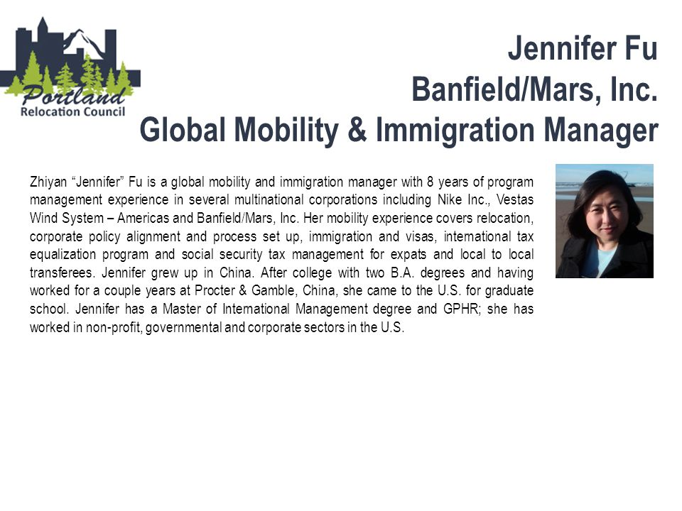 Global Mobility & Immigration Manager