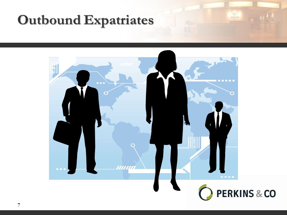 Outbound Expatriates