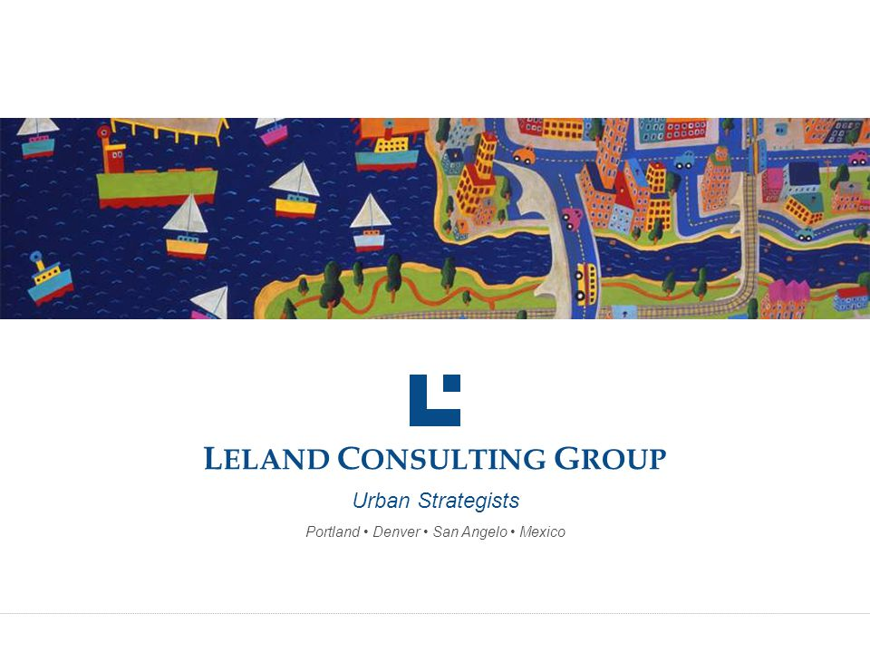 LELAND CONSULTING GROUP