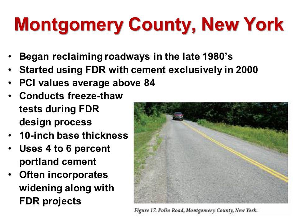 Montgomery County, New York