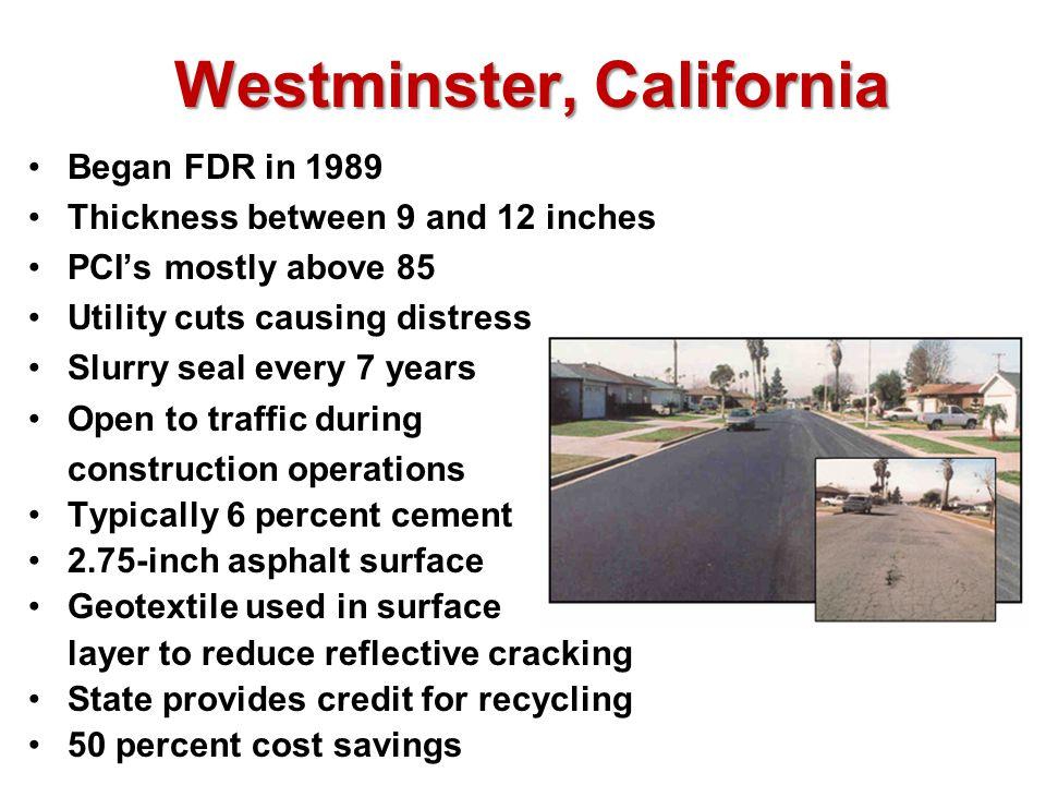 Westminster, California