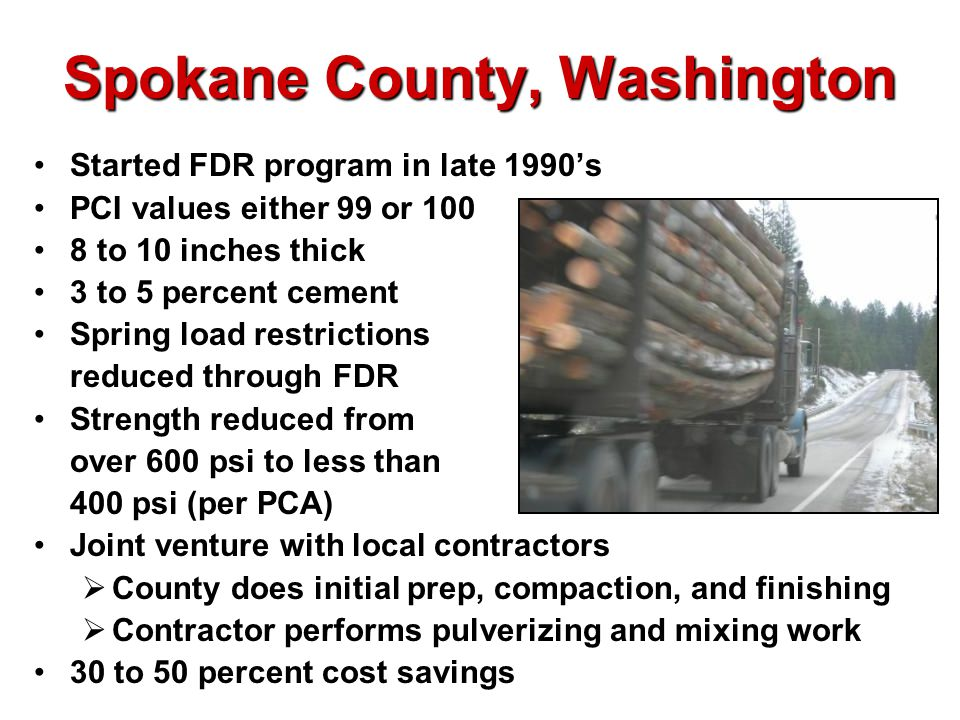 Spokane County, Washington