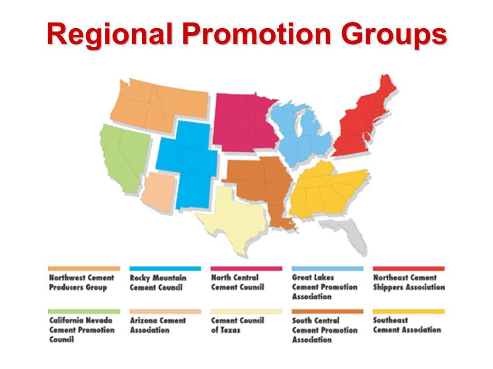 Regional Promotion Groups