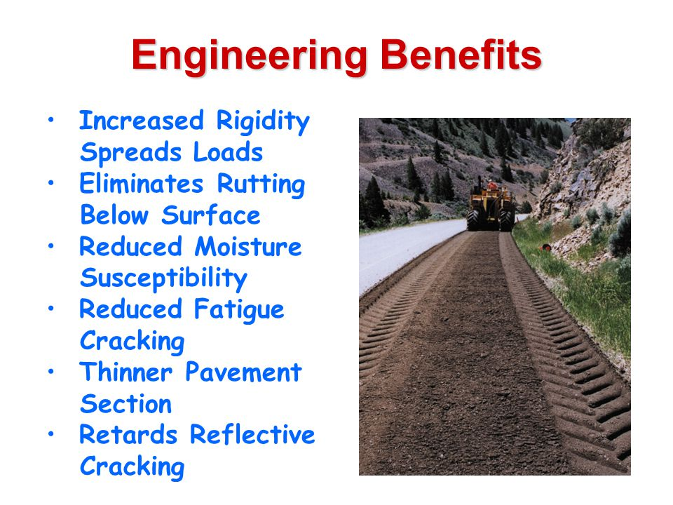 Engineering Benefits Increased Rigidity Spreads Loads
