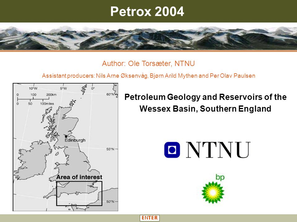 Petroleum Geology and Reservoirs of the Wessex Basin, Southern England