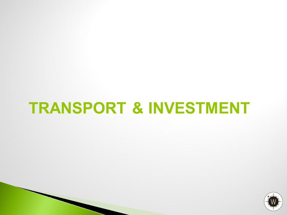 TRANSPORT & INVESTMENT