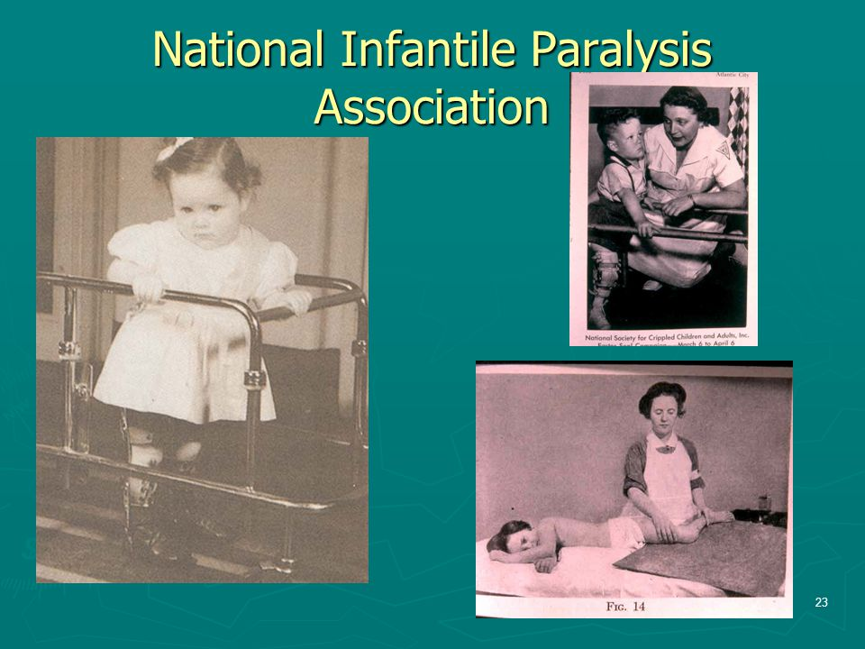 National Infantile Paralysis Association