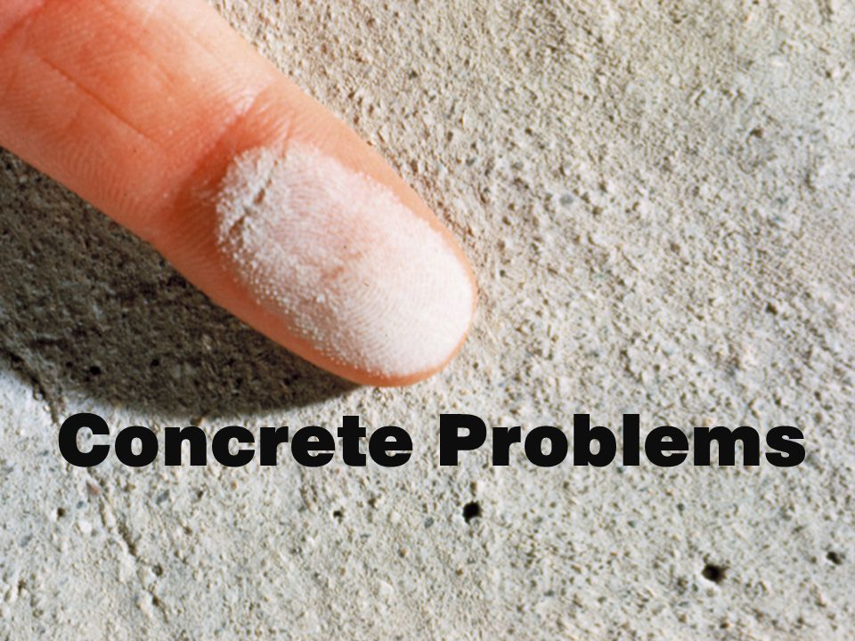 Concrete Problems