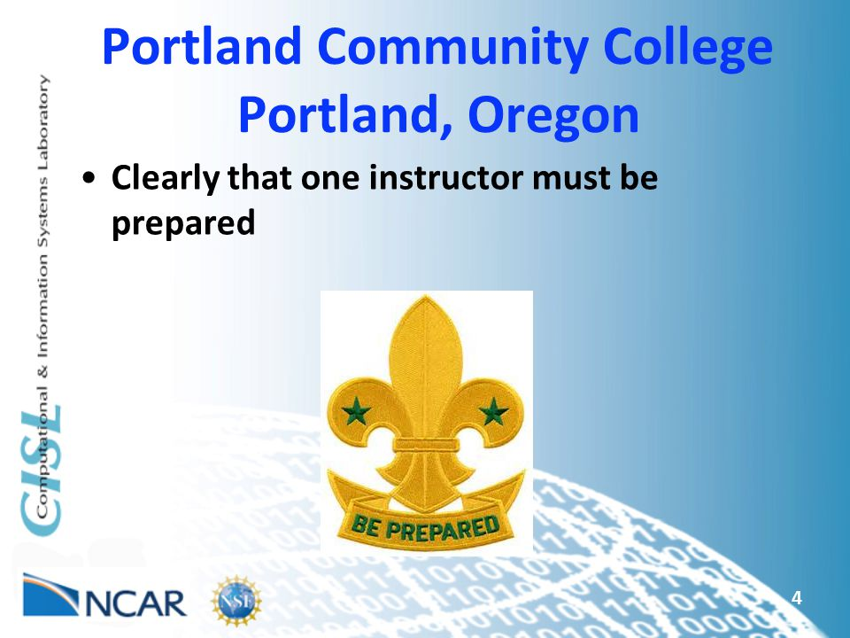 Portland Community College Portland, Oregon