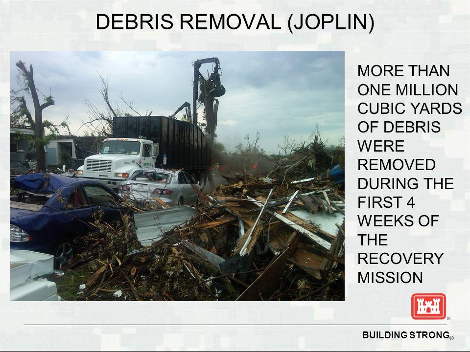 DEBRIS REMOVAL (JOPLIN)