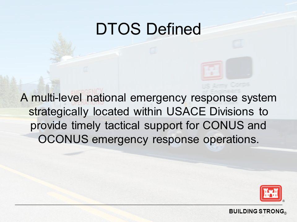 DTOS Defined