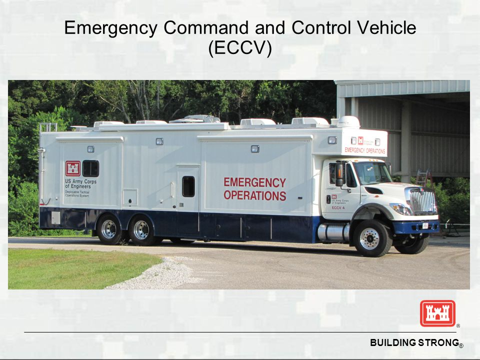 Emergency Command and Control Vehicle (ECCV)