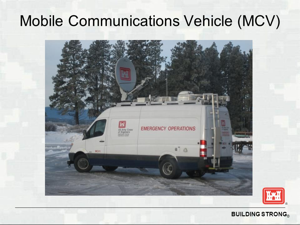 Mobile Communications Vehicle (MCV)