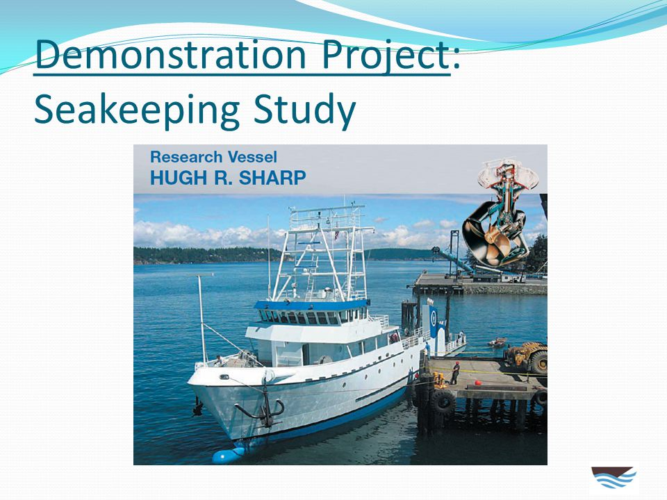 Demonstration Project: Seakeeping Study