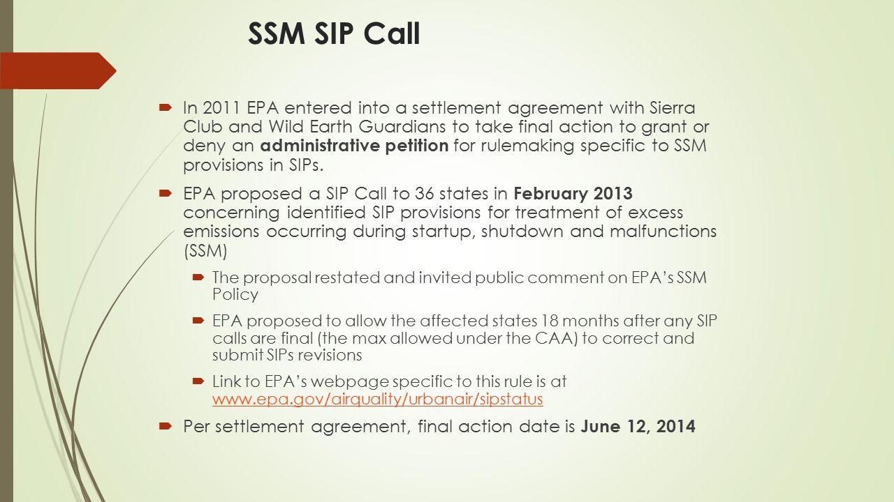 SSM SIP Call
