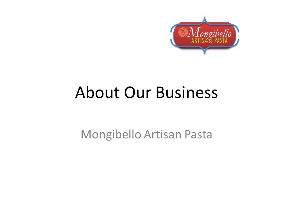 Mongibello Artisan Pasta