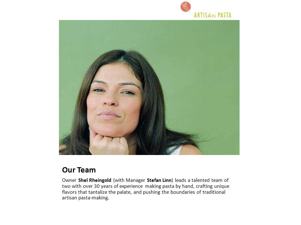 Mongibello Our Team ARTISAN PASTA