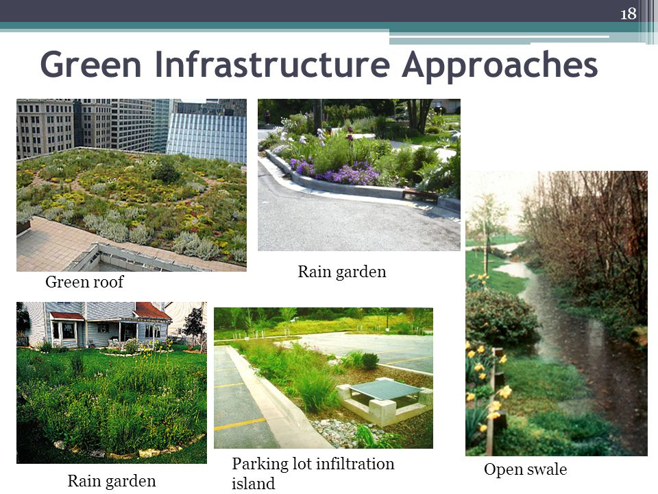 Green Infrastructure Approaches