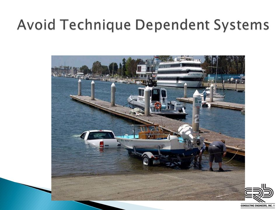 Avoid Technique Dependent Systems