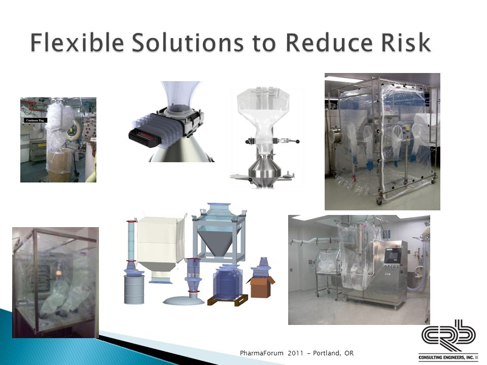 Flexible Solutions to Reduce Risk