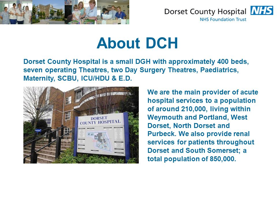 About DCH