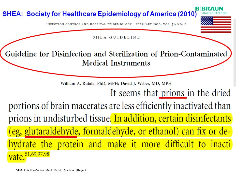 SHEA: Society for Healthcare Epidemiology of America (2010)