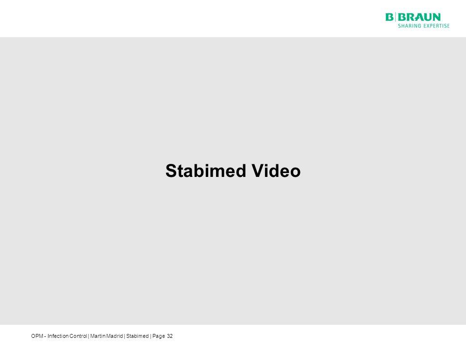 Stabimed Video