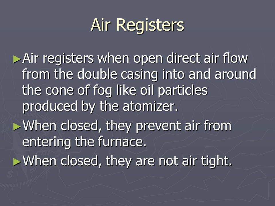 Air Registers