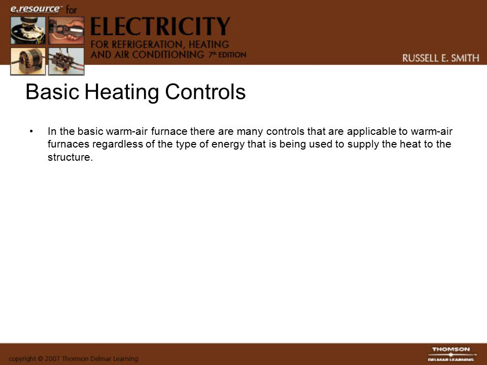 Basic Heating Controls