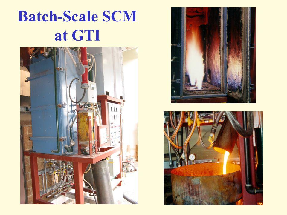 Batch-Scale SCM at GTI