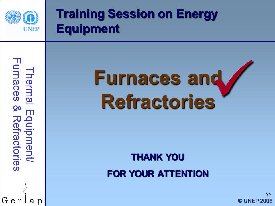 Training Session on Energy Equipment