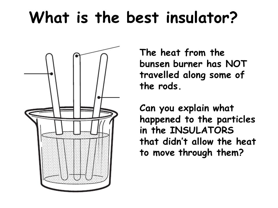 What is the best insulator