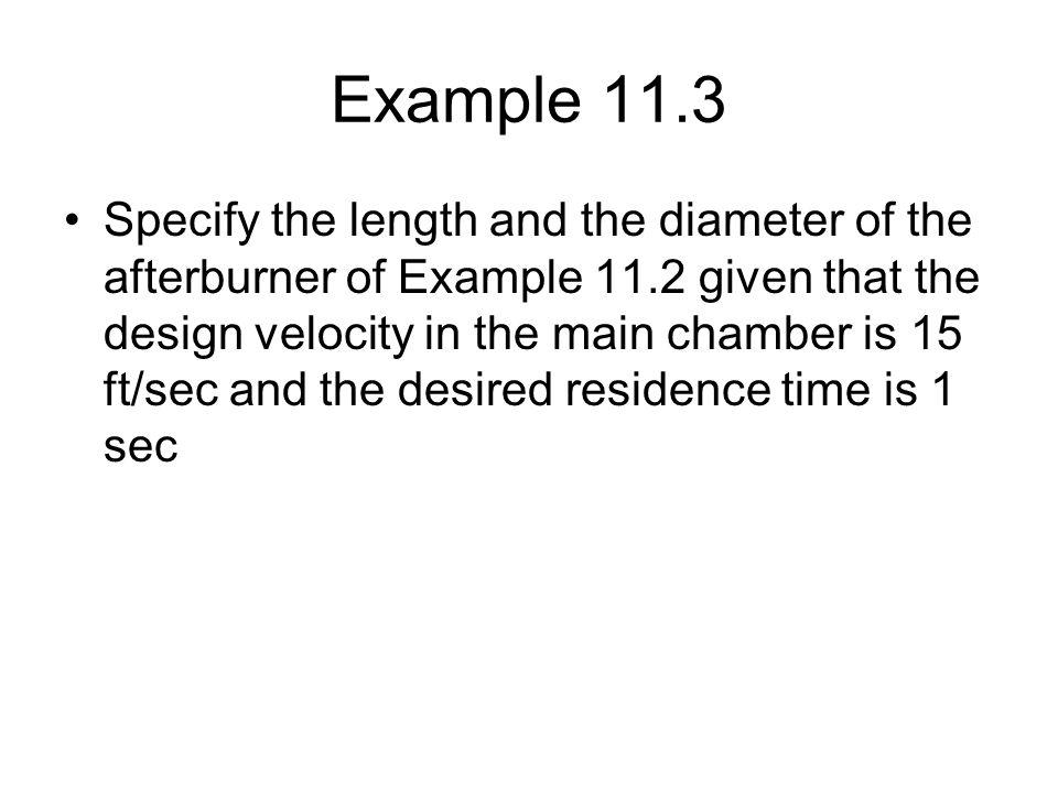Example 11.3