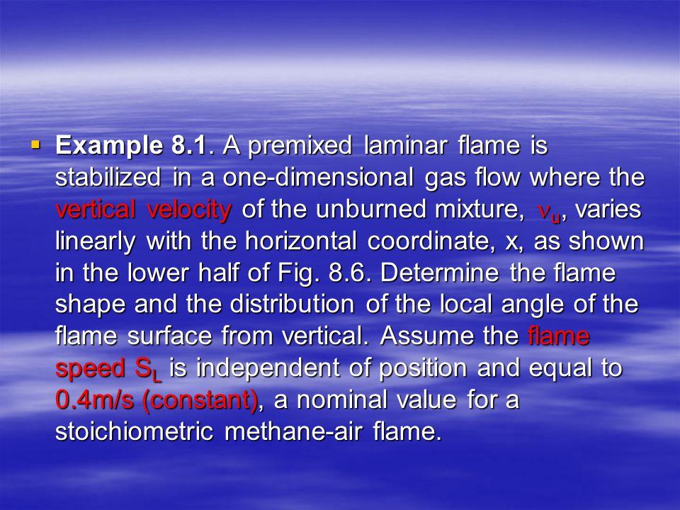 Example 8.1.
