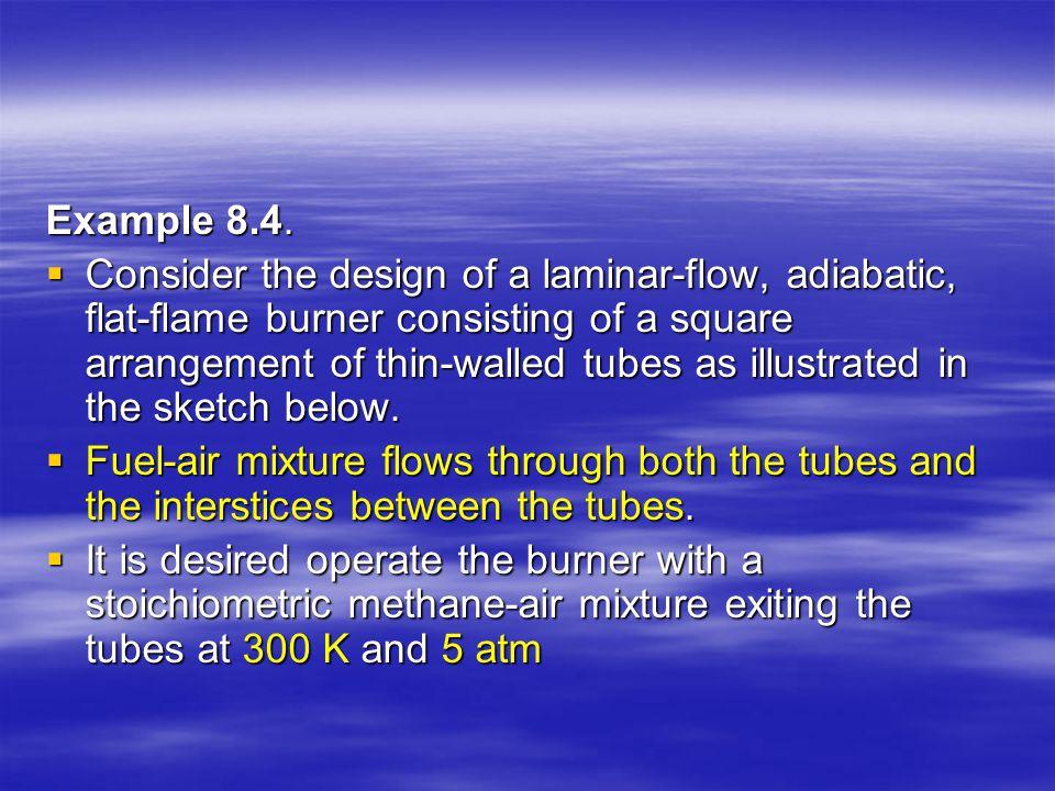 Example 8.4.