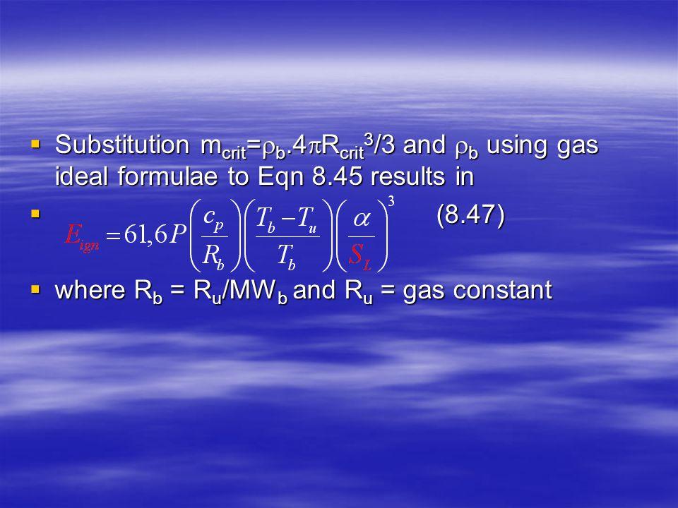 Substitution mcrit=b