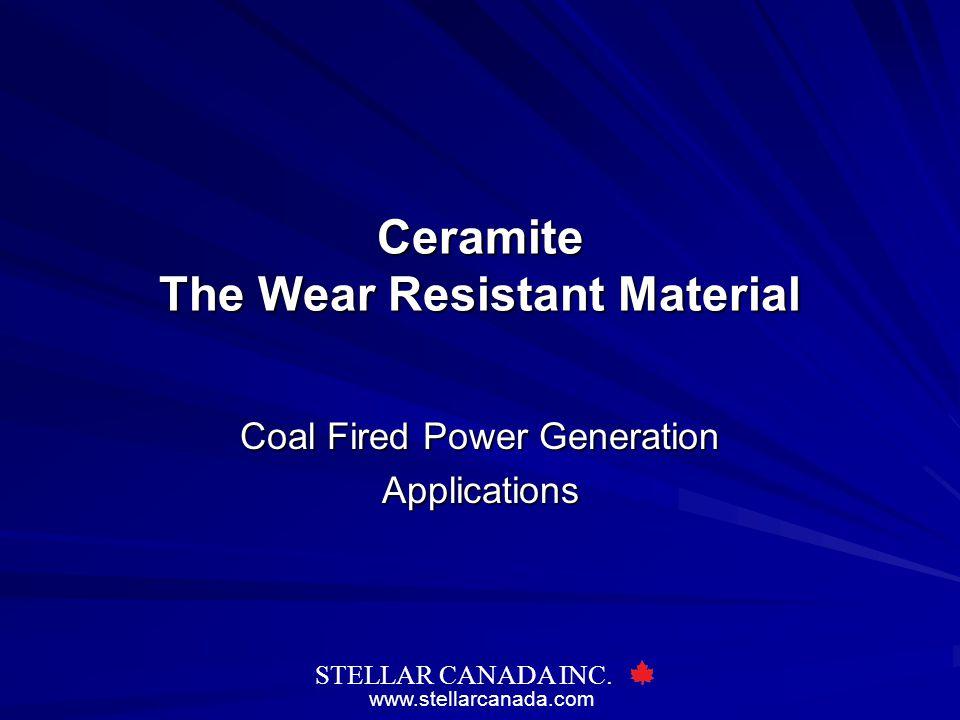 Ceramite The Wear Resistant Material
