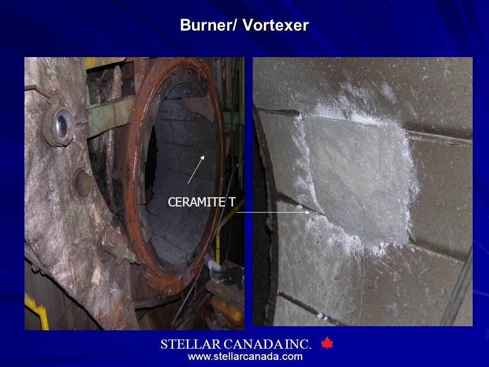 Burner/ Vortexer CERAMITE T