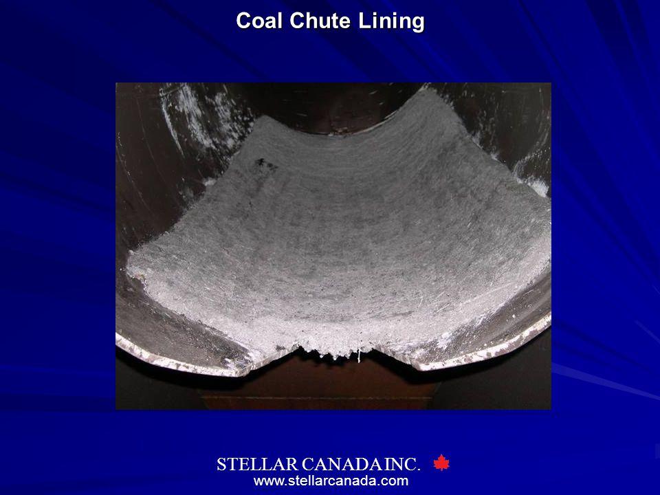 Coal Chute Lining
