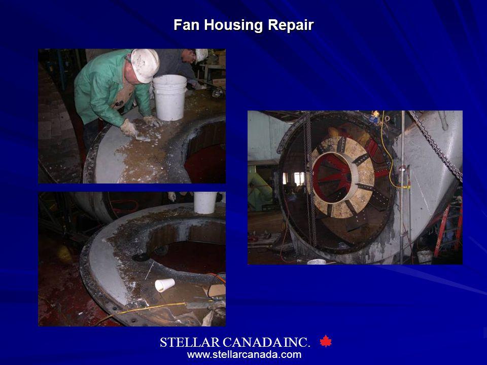 Fan Housing Repair