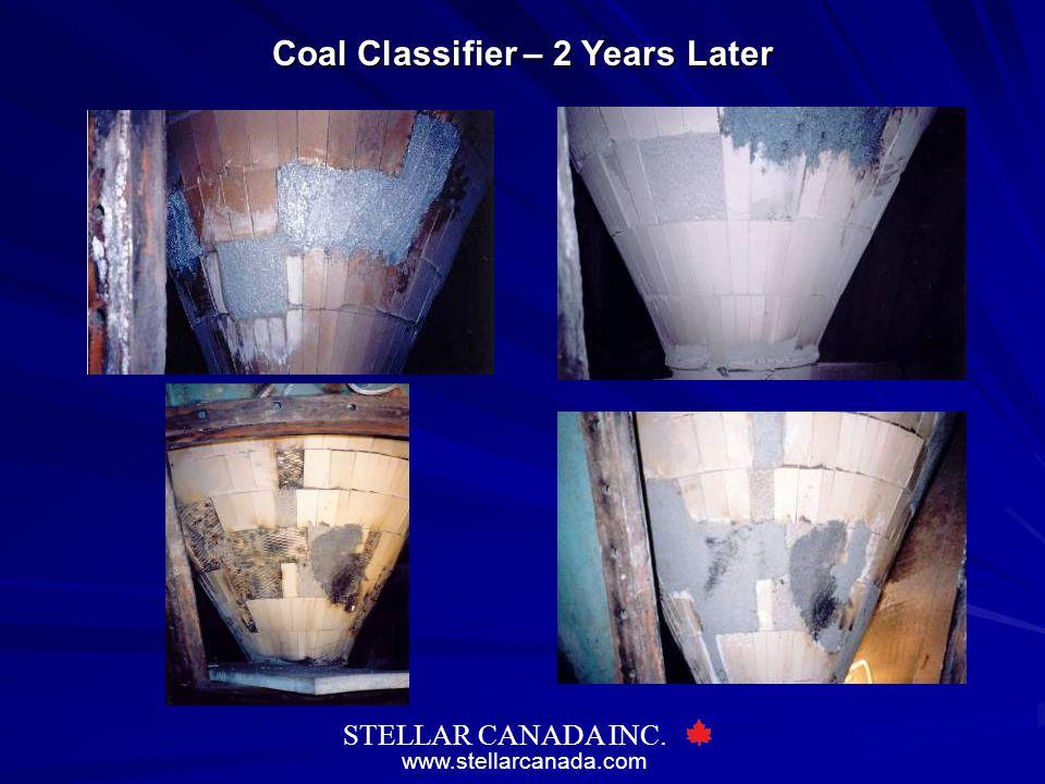Coal Classifier – 2 Years Later