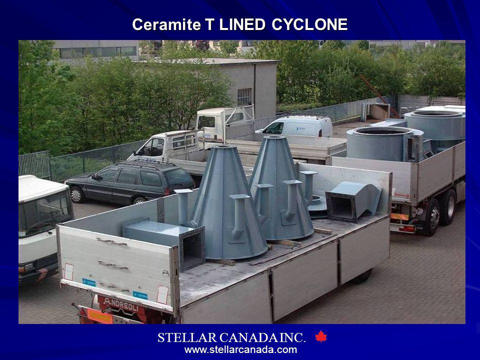 Ceramite T LINED CYCLONE