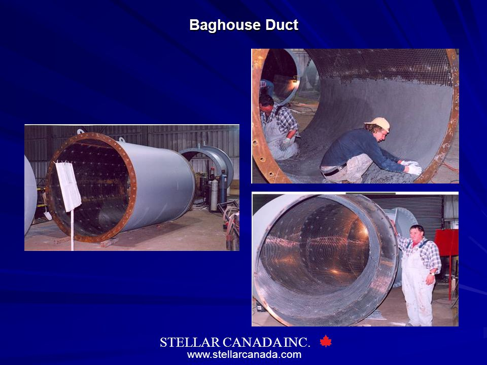 Baghouse Duct