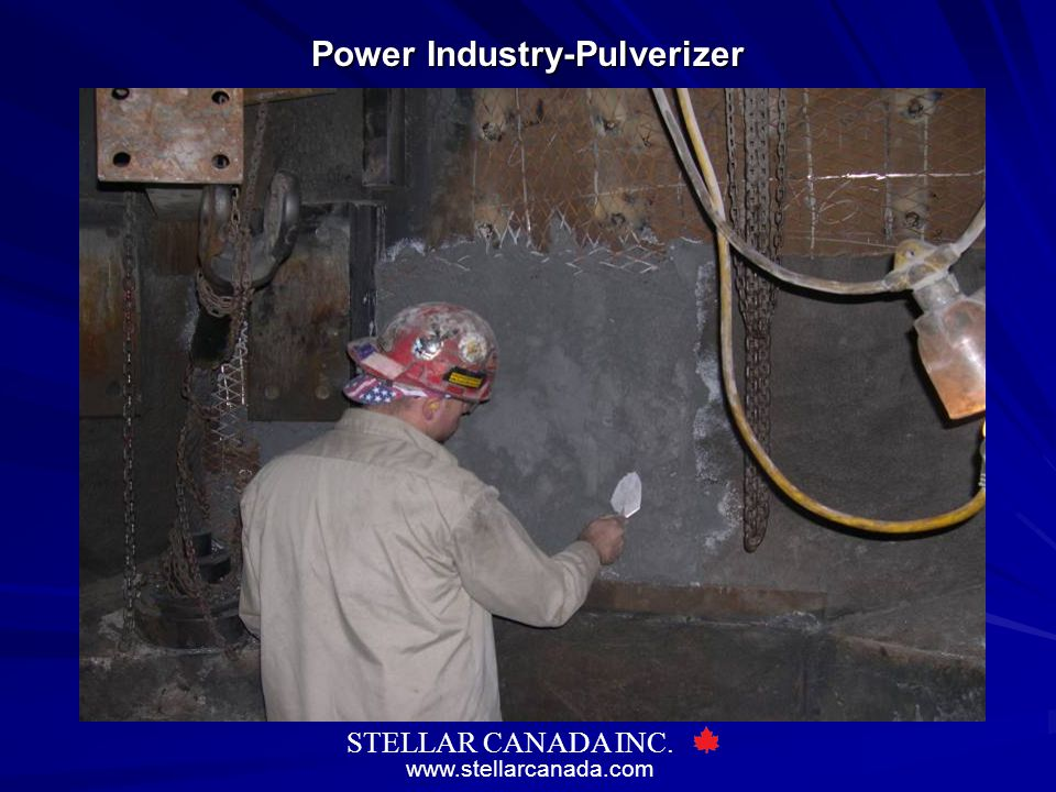 Power Industry-Pulverizer