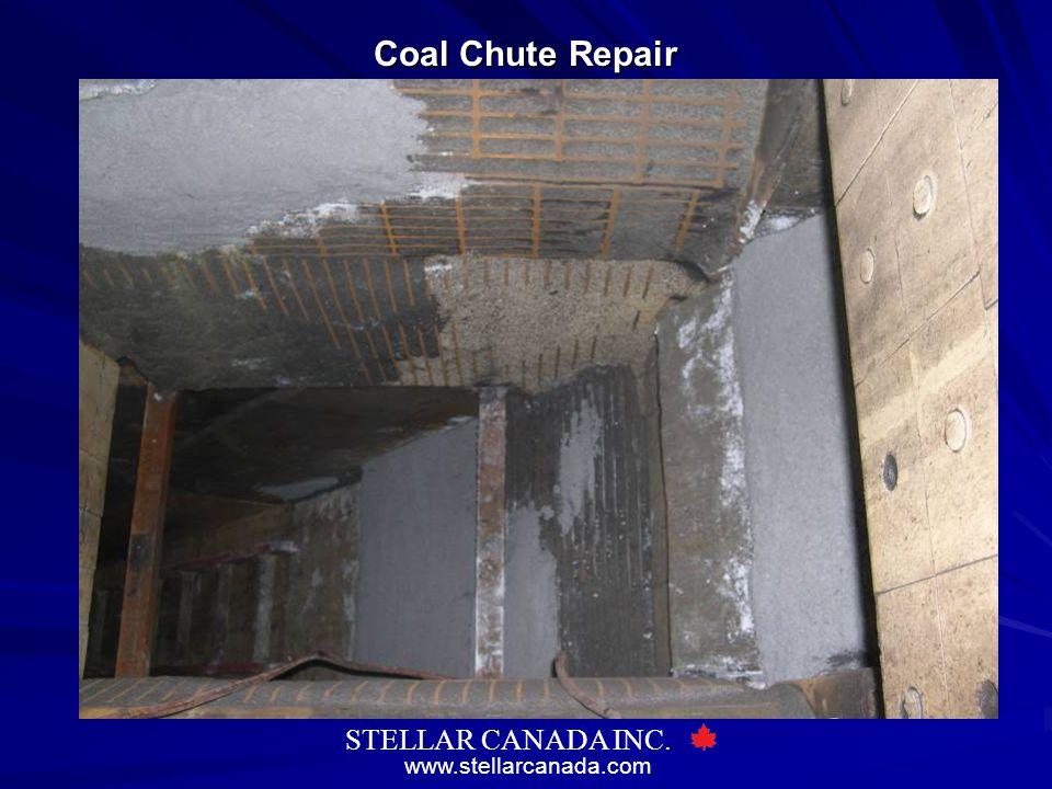 Coal Chute Repair