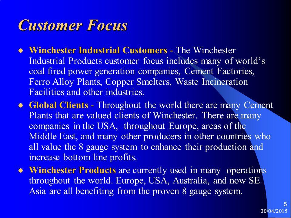 13/04/2017 Customer Focus.