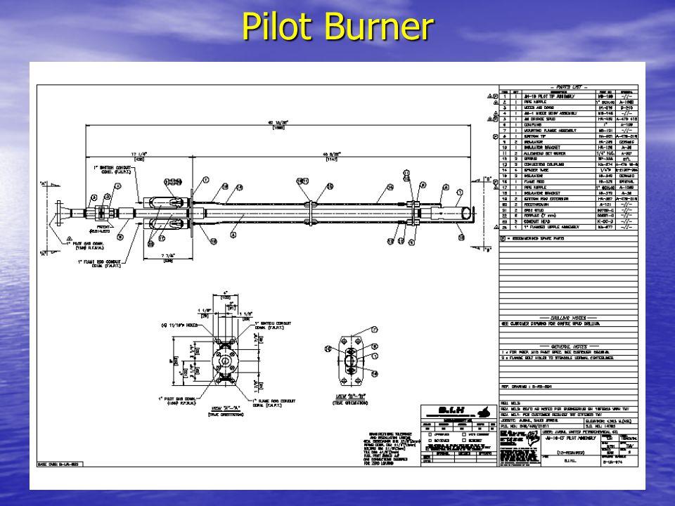 Pilot Burner