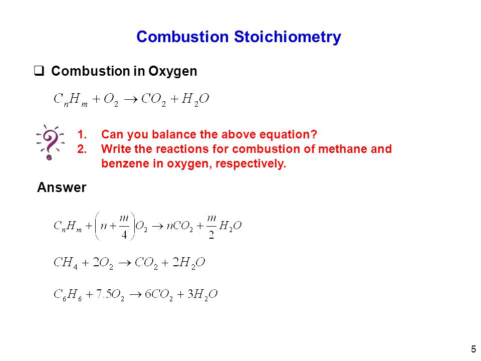 General Chemistry/Balancing Equations